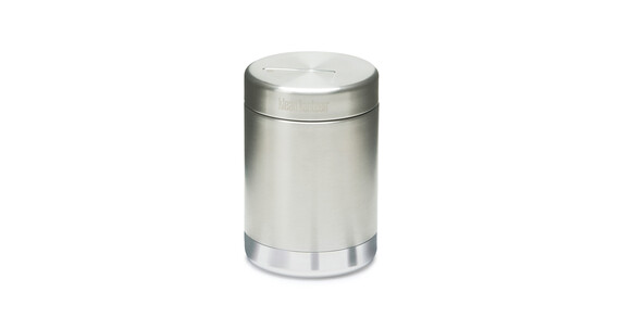 Klean Kanteen Food Canister - Gourde - Vacuum Insulated 473ml gris